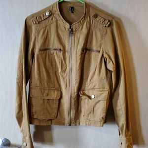 Tan Maurices Jacket